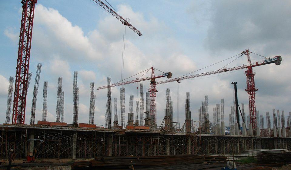 Напрягане след бетониране – технологията, която променя строителството