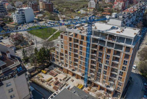 """Акт 14 на бутиковата жилищна сграда """"Мираж"""""""
