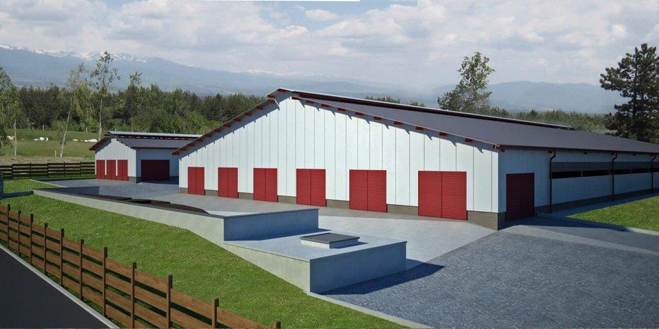 Ферма за отглеждане на кози gallery